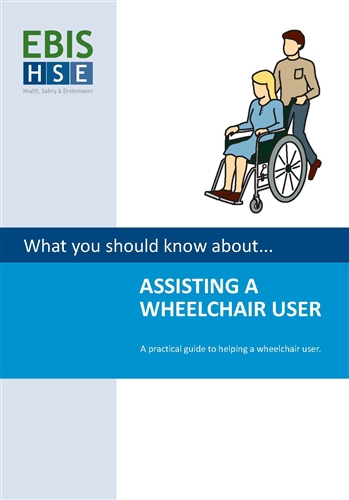 Assisting a Wheelchair User