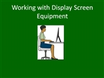 Working with Display Screen Equipment - Elearning Module