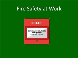 Fire Safety at Work - Elearning Module