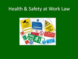 Health & Safety at Work Law - Elearning Module