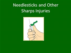 Needlesticks and Other Sharps Injuries - Elearning Module