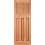 DX 30S Hardwood Door