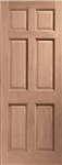 Regency 6P Hardwood Interior Door