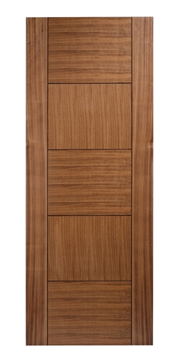 Quebec Walnut Interior Door