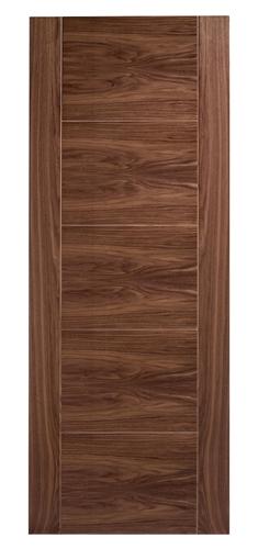 sc 1 st  Doors \u0026 Glass Ltd & Vancouver 5P Walnut Interior Door