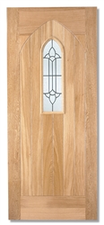 Westminster Oak Exterior Door