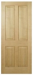 Regency 4P Oak Interior Door