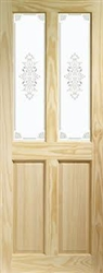 Victorian Campion Pine Interior Door