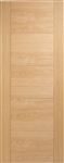 Trend 5P Oak Interior Door