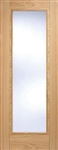Trend Pattern 10 Oak Interior Door