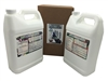 FHydro 2lbs each of Complete Hydroponic formula Set in 1 Gal Jugs.