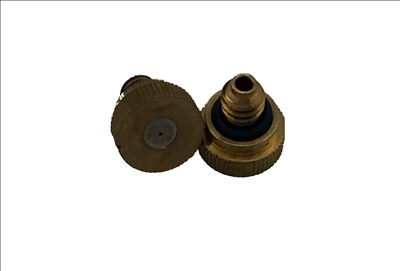 Brass Misting Nozzle