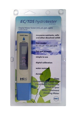 HM Digital TDS-80 Economy Meter for EC, TDS and Temperature