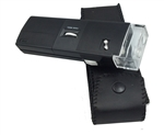 Pocket Microscope 30X with light