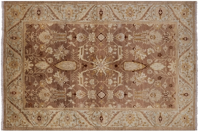 Hand Knotted Wool Peshawar Oriental Rug