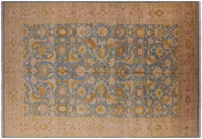 Hand Knotted Persian Serapi Oriental Rug