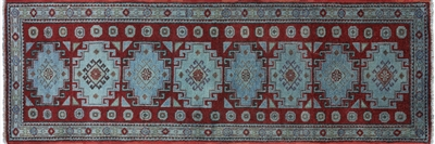 Oriental Kazak Hand knotted Area Rug
