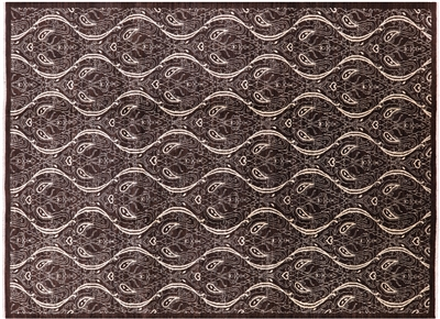 Arts & Crafts Hand Knotted Area Rug