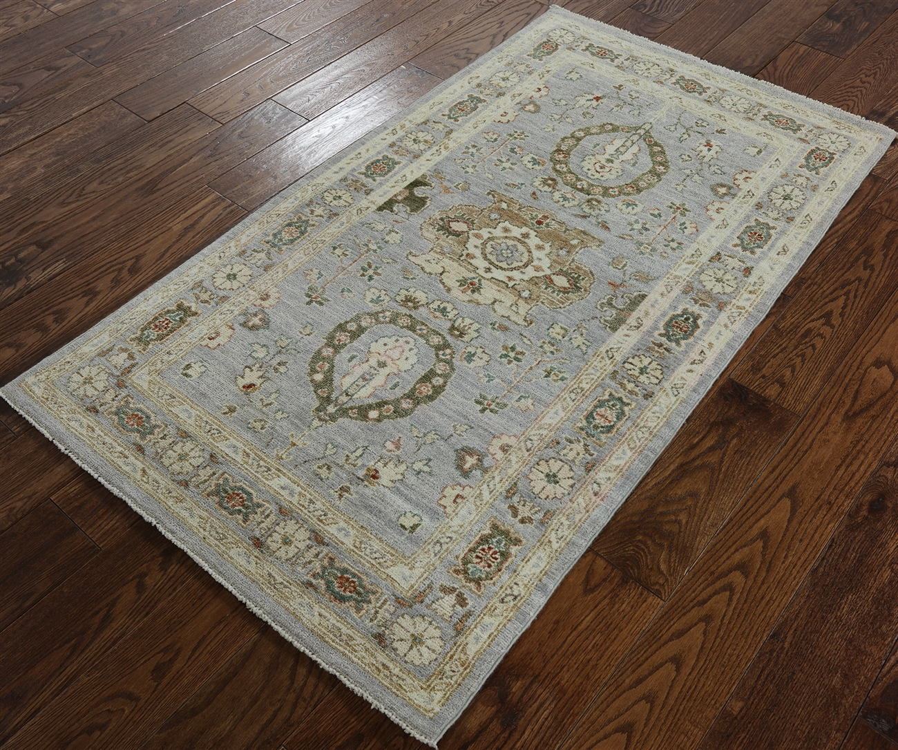 Oriental Persian Hand Knotted Area Rug 3 X 5