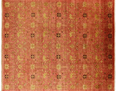 All Over Design Persian Hand Knotted Rug