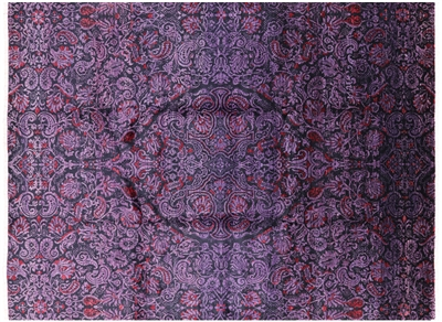 William Morris Handmade Wool Area Rug