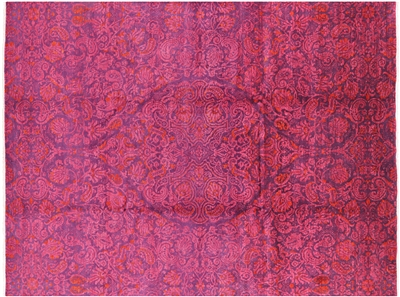 Arts & Crafts Oriental Hand Knotted Rug