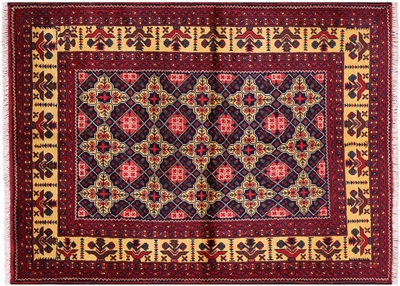 Persian Tribal Hand Knotted Area Rug