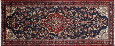 Runner Authentic Persian Hamadan Rug