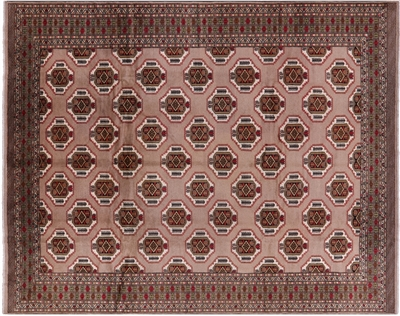 New Authentic Persian Baluch Turkmen Area Rug