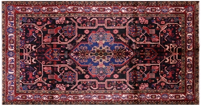 New Hand Knotted Authentic Persian Nahavand Area Rug