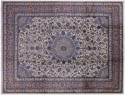 New Authentic Persian Kashmar Full Pile Rug
