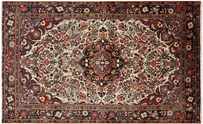 New Persian Hamadan Area Rug