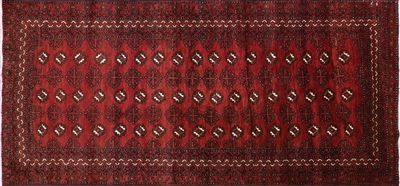 Bokhara Collection Oriental Persian Rug
