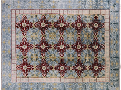 Oriental Super Serapi Wool Area Rug