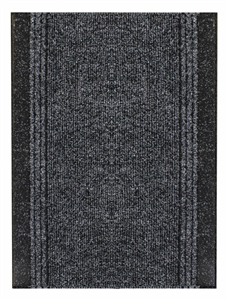 Sydney Kitchen Hall Runner Mat Black