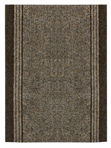 Sydney Kitchen Hall Runner Mat Brown
