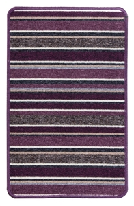 Alba Kitchen Mat - Purple