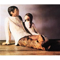 Willow Tree Father & Daughter Family Figurine