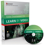 Adobe Dreamweaver CS6: Learn by Video: Core Training in Web Communication