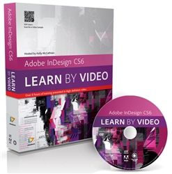 Adobe InDesign CS6: Learn by Video