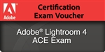 Adobe Lightroom 4 ACE Exam Voucher