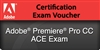 Adobe Premiere Pro CC ACE Exam Voucher