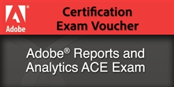Adobe Reports and Analytics ACE Exam Voucher
