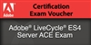 Adobe LiveCycle ES4 Server ACE Exam Voucher
