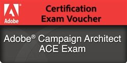 Adobe Campaign Architect ACE Exam Voucher