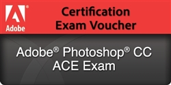 Adobe Photoshop CC ACE Exam Voucher
