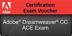 Adobe Dreamweaver CC ACE Exam Voucher