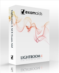 Adobe Photoshop Lightroom 4 ACE Examaid Prep Kit