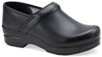 Dansko Professional Black Tooled Clog