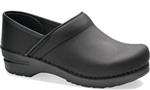 Dansko Professional Black Oiled Clog